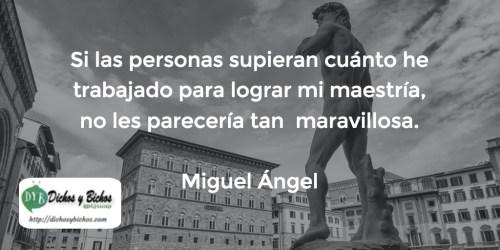 Maestría - Miguel Ángel