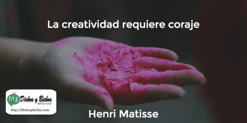 Creatividad - Matisse