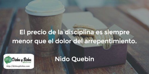 disciplina - Quebin