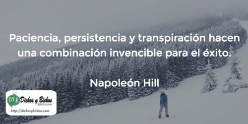 Combinación - Hill