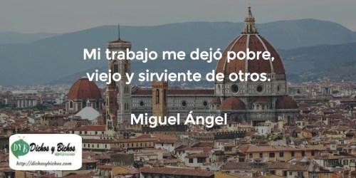 Trabajo - Miguel Ángel