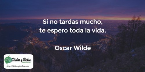 Espera - Wilde