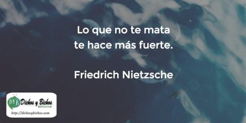 Fuerte - Nietzsche