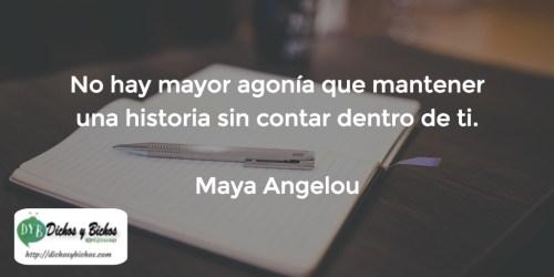 Historia - Angelou