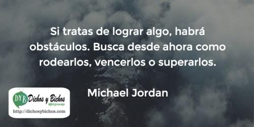 Obstáculos - Jordan