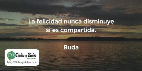 Felicidad - Buda