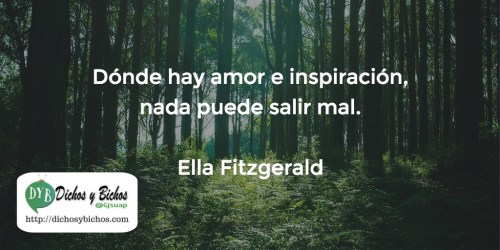 Inspiración - Fitzegrald