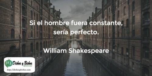 Constancia - Shakespeare