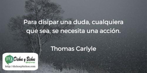 acción - Carlyle