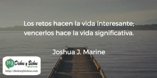 Retos - Marine