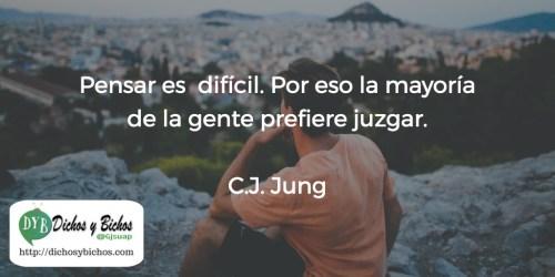 Pensar- Jung