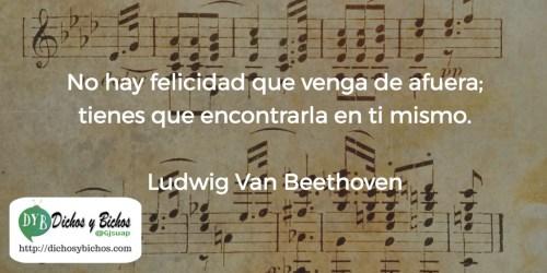 Felicidad - Beethoven