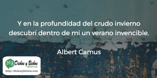 Verano - Camus
