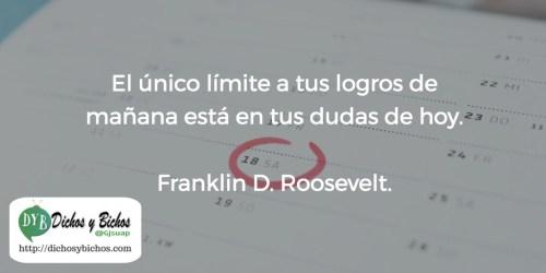 Dudas - Roosevelt