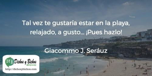 Playa - Seráuz