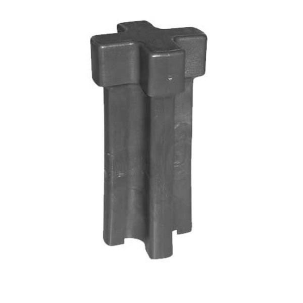 Einschlagwerkzeug für Einschlagbodenhülsen 7 x 7