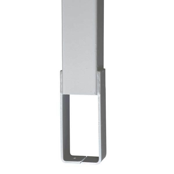 Torpfosten-Set-für-Einzeltor-silber-zum-Einbetonieren