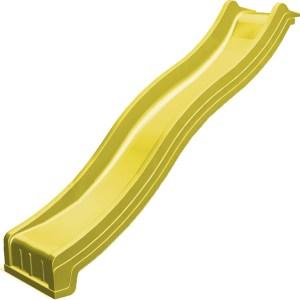 Wellenrutsche gelb