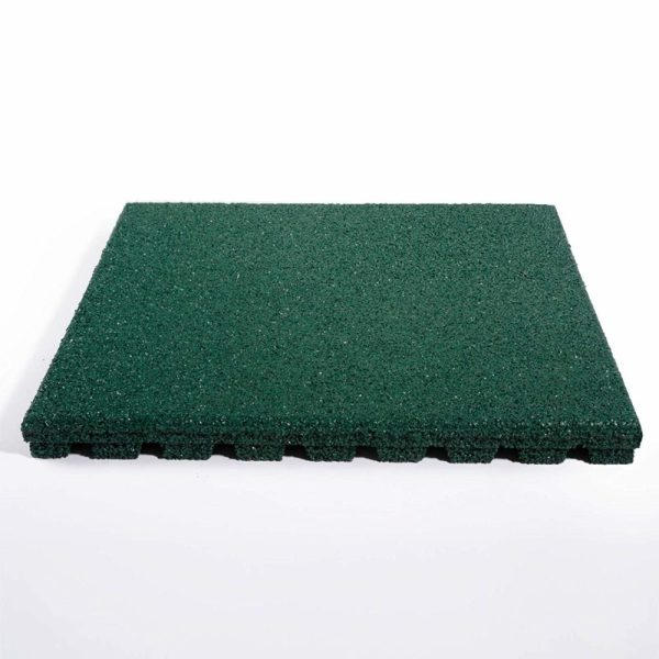 Fallschutzplatten grün