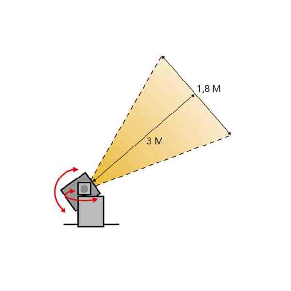 Lightpro-LED-Strahler-Quartz