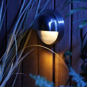 LED Wandleuchte Palm