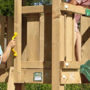Spielturm Castle mit Leiter
