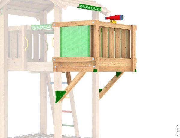 Spielturmerweiterung Balcony Module