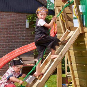 Spielturmerweiterung Boat Module Kletterwand