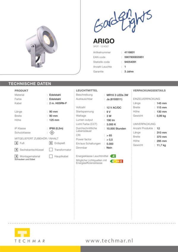 Unterwassser-LED-Strahler-Arigo-Technische-Daten