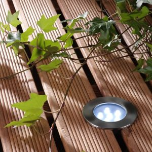 LED Bodeneinbauleuchte Brevus