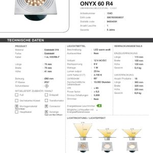 Onyx 60 R4