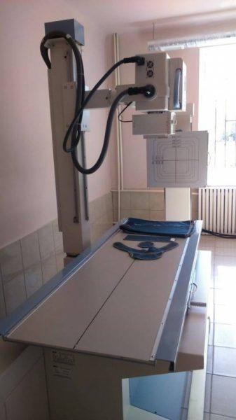 У Лисці відкрили рентген-кабінет з обладнанням вартістю понад 1,5 мільйони гривень