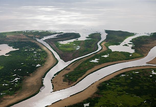 Nile River -Delta
