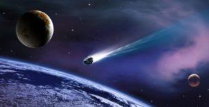 Comet- Universe