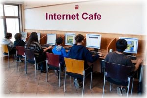 Internet cafes-Security Tips