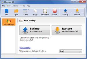 FBackup-Windows