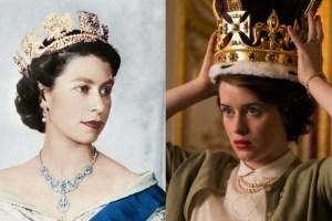 Queen Elizabeth -World War II