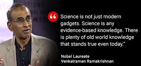 Venkatraman Ramakrishnan-Indian Scientist