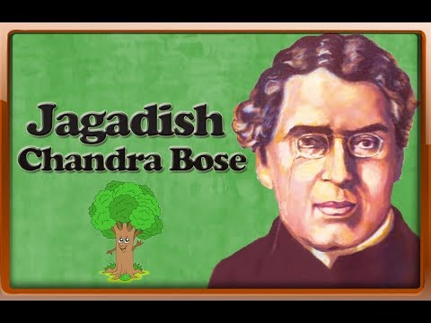 Jagdish Chandra Bose-Scientist of India