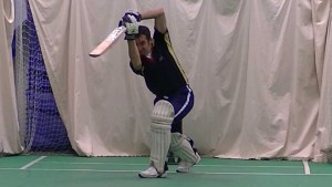 The Forcing Stroke Off the Back Foot - Batting