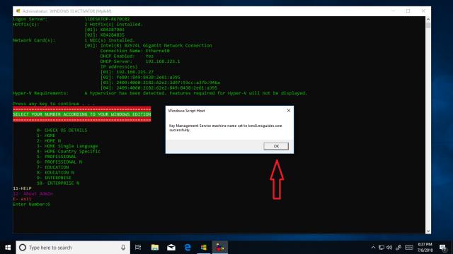 Windows 10 Activator (MyAiM)