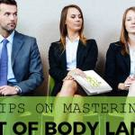 psychological facts of body language - gkaim
