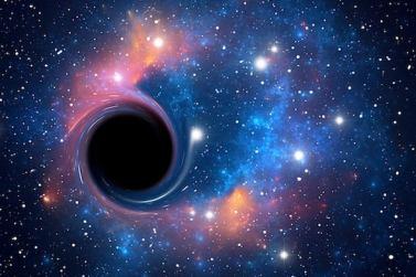 Black Hole Image - Universe