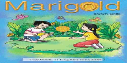NCERT/CBSE Class 1 English Book Marigold PDF Free Download