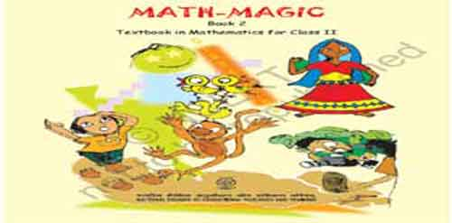 NCERT/CBSE Class-2 Math-Magic Ganit ka Jadu PDF Download
