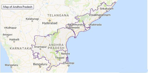 andhra pradesh important facts