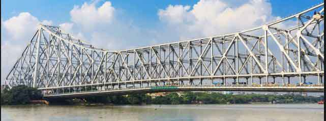 Superlatives India Howrah Bridge
