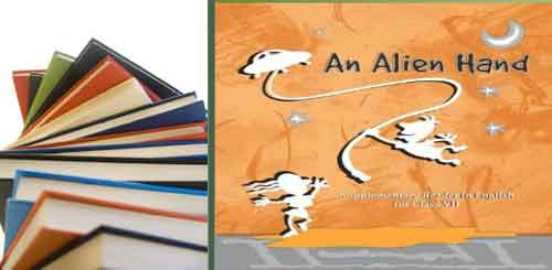 ncert cbse class 7 The Alien Hand english book download