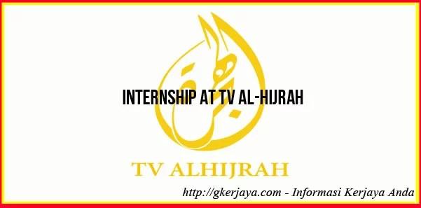 Internship at TV AL-Hijrah