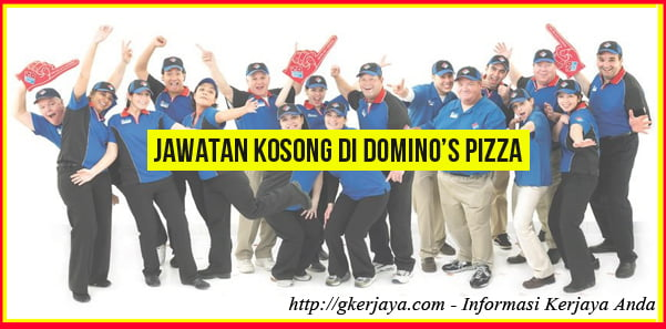 Dominos Jobs Customer Services Part Time